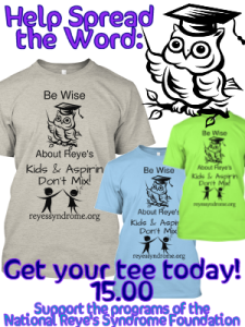 RS Awareness Month Tees